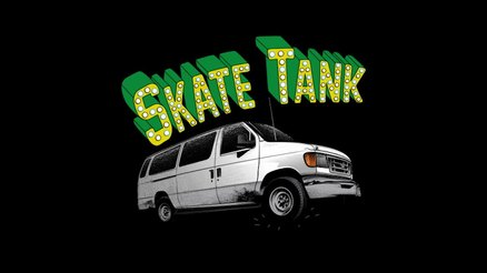"Shake Junt's ""Skate Tank"" Part 3 of 3"