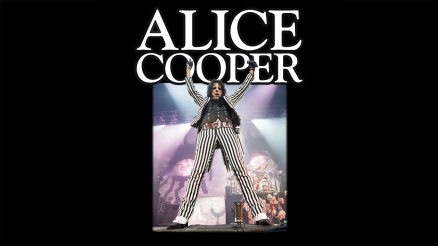 Alice Cooper Interview
