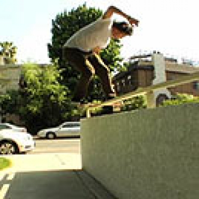 "Josh Sierra in ""I Heart Skateboarding"""
