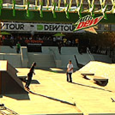 Dew Tour 2012: Street Course Preview
