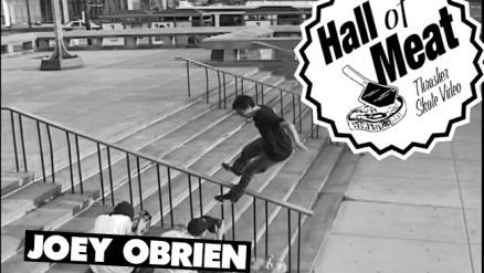 Hall Of Meat: Joey O'Brien
