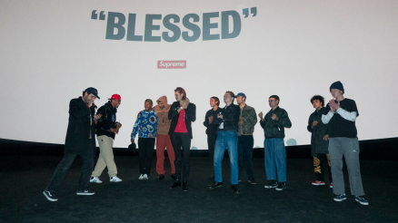 "Supreme's ""Blessed"" NY and LA Premiere Photos"