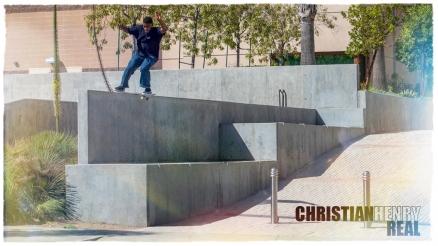 Christian Henry's