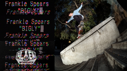 "Frankie Spears' ""Bigly"" Part"