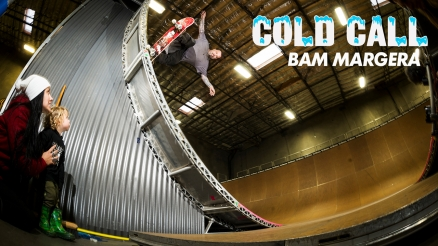 Cold Call: Bam Margera