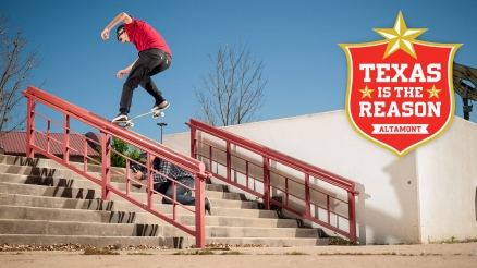 "Altamont's ""Texas is the Reason"" Video"