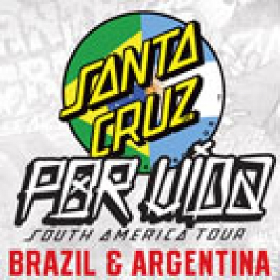 Santa Cruz South America Tour