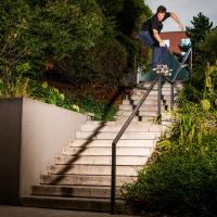 "Chris Colbourn x Cobra Man's ""Heatwave"" Part"