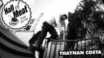 Hall Of Meat: Thaynan Costa