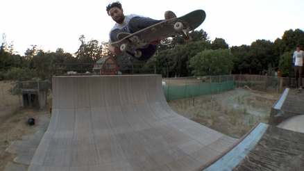 "Ronnie Sandoval and Cedric Pabich's ""Cruz to Watsonville"" Video"