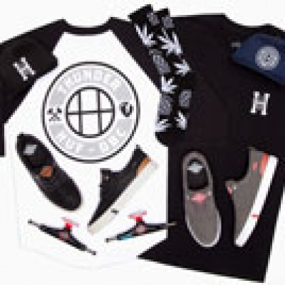 Win Thunder x Huf Gear