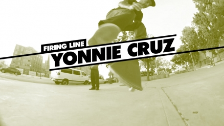 Firing Line: Yonnie Cruz