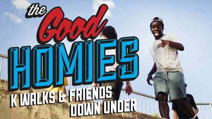 The Good Homies: Zion Wright