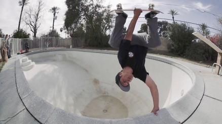 "Chris Livingston's ""Parched and Pitted"" Part"