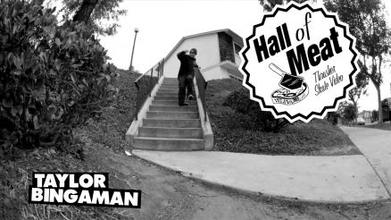 Hall Of Meat: Taylor Bingaman
