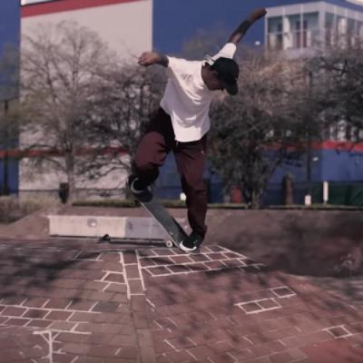 "Converse CONS' ""The (L) Train"" Video"