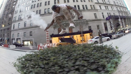 How Tyshawn Jones Became Skater Of The Year