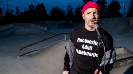 Skateboarding is Hilarious: An Interview with Comedian Taylor Clark