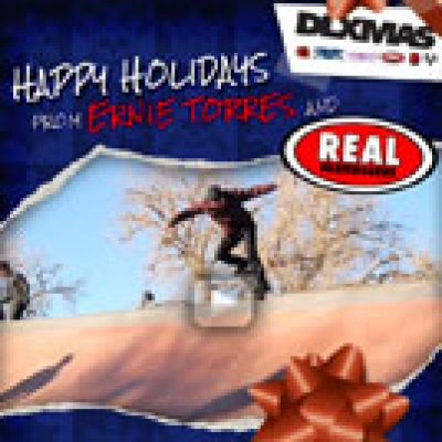 Happy Holidays from Real