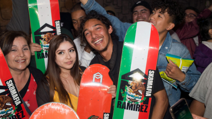Alexis Ramirez' Video Premiere Photos