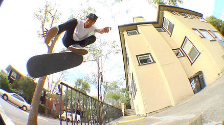 "Shaun Baptista's ""Atlas"" Part"