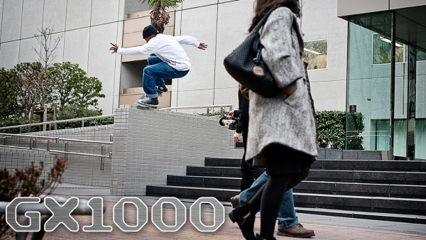 Thrasher Magazine Gx1000 Japan