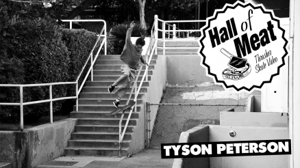 Hall Of Meat: Tyson Peterson