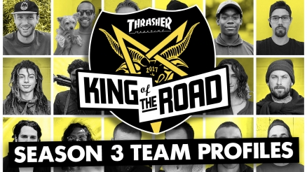 King of the Road Season 3: Team Profiles