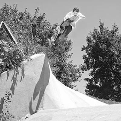 Ben Raybourn for Bones Wheels