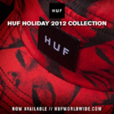 Huf Holiday 2012 Collection