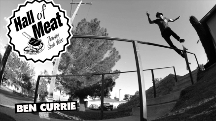 Hall Of Meat: Ben Currie