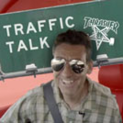 Traffic Talk - Lance Mountain