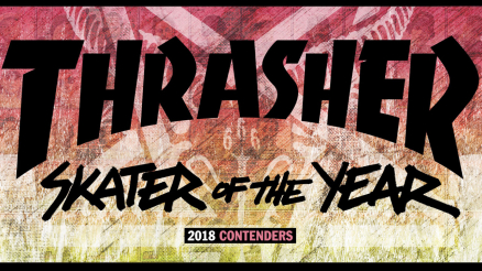 Who Should be the 2018 Skater of the Year?