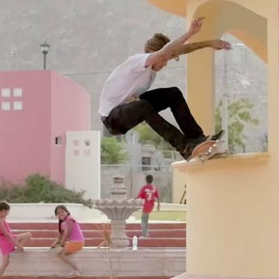 "Lakai's ""The Flare"" Trailer"