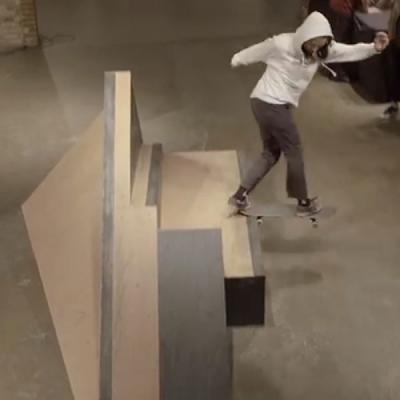 Building Skate Structures