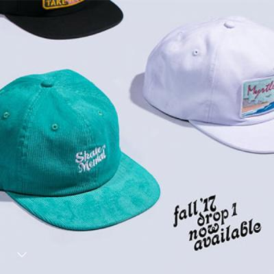 New from Skate Mental