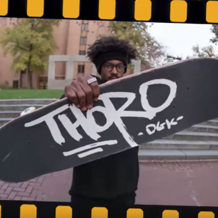 "DGK's ""THORO"" Coming In February"