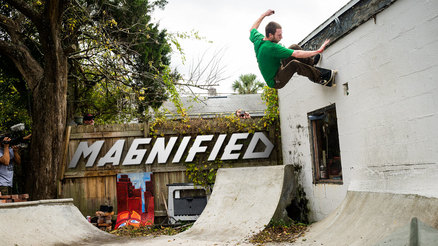 Magnified: Grant Taylor