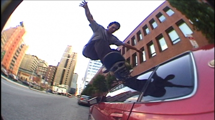 "Joey O'Brien's ""Sabotage 5"" Part"