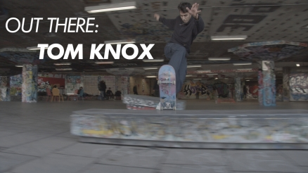 Out There: Tom Knox