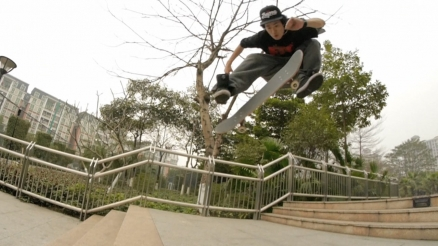 "Toeda and Ryuhei's ""Tabi"" Part"