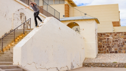 "Taylor Kirby's ""Shep Dawgs 5"" Part"