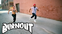 Burnout: The Amazing Race