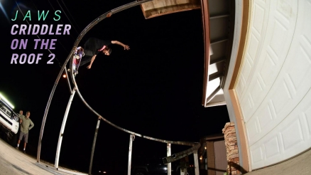 "Aaron Homoki's ""Criddler On The Roof 2"" Part"