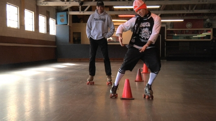 Wilkins & Jessee Rollerskate Interview