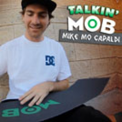 Talkin' Mob with Mikemo Capaldi