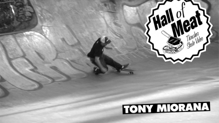 Hall Of Meat: Tony Miorana