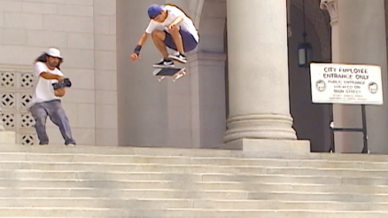 "Danny Hamaguchi's ""Welcome to Visual"" Part"