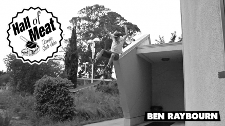 Hall of Meat: Ben Raybourn