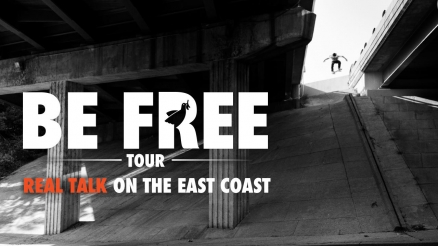 "REAL's ""BE FREE Tour"" Article"